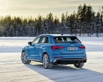 2020 Audi RS Q3 (Color: Turbo Blue) Rear Three-Quarter Wallpapers 150x120 (48)