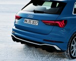 2020 Audi RS Q3 (Color: Turbo Blue) Tail Light Wallpapers 150x120
