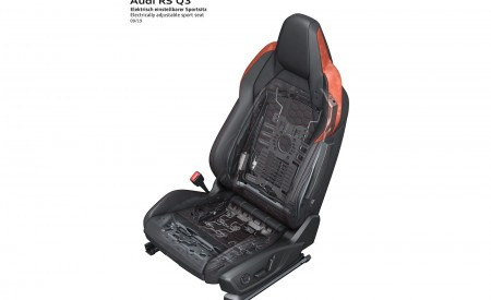 2020 Audi RS Q3 Electrically adjustable sport seat- Wallpapers 450x275 (104)