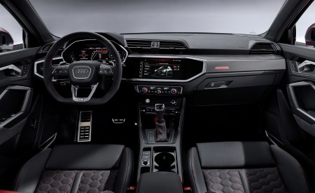 2020 Audi RS Q3 Interior Cockpit Wallpapers 450x275 (88)