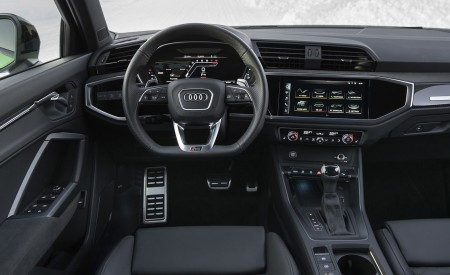 2020 Audi RS Q3 Interior Cockpit Wallpapers 450x275 (40)