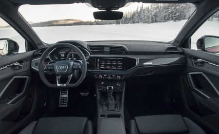 2020 Audi RS Q3 Interior Cockpit Wallpapers 450x275 (23)