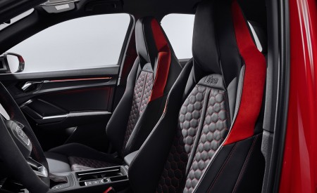 2020 Audi RS Q3 Interior Front Seats Wallpapers 450x275 (86)