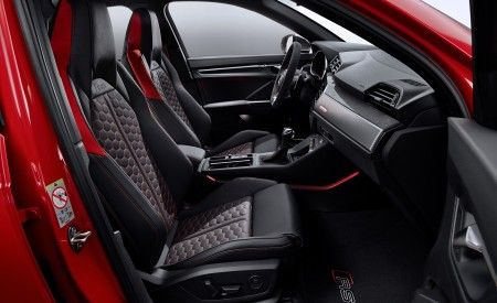 2020 Audi RS Q3 Interior Front Seats Wallpapers 450x275 (85)