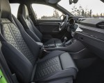 2020 Audi RS Q3 Interior Seats Wallpapers 150x120 (39)