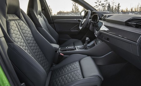 2020 Audi RS Q3 Interior Seats Wallpapers 450x275 (39)