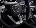 2020 Audi RS Q3 Interior Steering Wheel Wallpapers 150x120