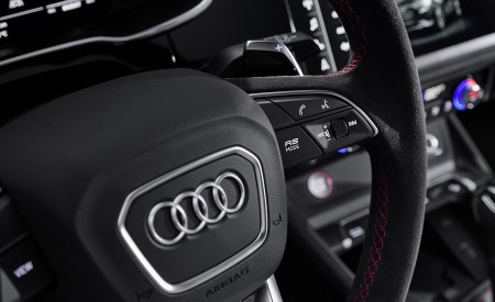 2020 Audi RS Q3 Interior Steering Wheel Wallpapers 450x275 (82)