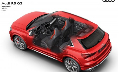 2020 Audi RS Q3 Interior Wallpapers 450x275 (93)