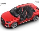 2020 Audi RS Q3 Interior Wallpapers 150x120