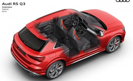 2020 Audi RS Q3 Interior Wallpapers 450x275 (95)