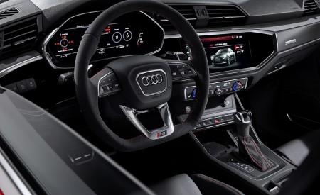 2020 Audi RS Q3 Interior Wallpapers 450x275 (89)