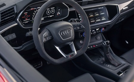 2020 Audi RS Q3 Interior Wallpapers 450x275 (41)