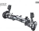 2020 Audi RS Q3 McPherson front suspension Wallpapers 150x120