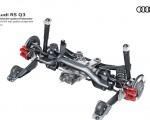 2020 Audi RS Q3 Multi-link rear quattro suspension Wallpapers 150x120