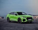 2020 Audi RS Q3 Sportback (Color: Kyalami Green) Front Three-Quarter Wallpapers 150x120 (14)