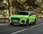 2020 Audi RS Q3 Sportback (Color: Kyalami Green) Front Three-Quarter Wallpapers 150x120 (4)