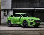 2020 Audi RS Q3 Sportback (Color: Kyalami Green) Front Three-Quarter Wallpapers 150x120 (25)