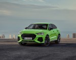 2020 Audi RS Q3 Sportback (Color: Kyalami Green) Front Wallpapers 150x120 (16)