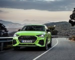 2020 Audi RS Q3 Sportback (Color: Kyalami Green) Front Wallpapers 150x120 (7)