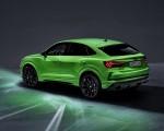 2020 Audi RS Q3 Sportback (Color: Kyalami Green) Rear Three-Quarter Wallpapers 150x120 (30)