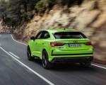2020 Audi RS Q3 Sportback (Color: Kyalami Green) Rear Three-Quarter Wallpapers 150x120 (10)