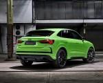2020 Audi RS Q3 Sportback (Color: Kyalami Green) Rear Three-Quarter Wallpapers 150x120 (26)