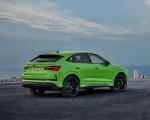 2020 Audi RS Q3 Sportback (Color: Kyalami Green) Rear Three-Quarter Wallpapers 150x120 (19)