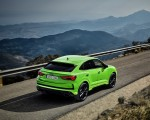 2020 Audi RS Q3 Sportback (Color: Kyalami Green) Rear Three-Quarter Wallpapers 150x120 (12)