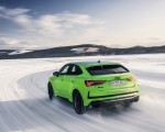 2020 Audi RS Q3 Sportback (Color: Kyalami Green) Rear Three-Quarter Wallpapers 150x120 (34)
