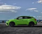 2020 Audi RS Q3 Sportback (Color: Kyalami Green) Side Wallpapers 150x120 (21)