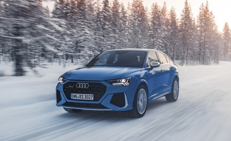 2020 Audi RS Q3 Sportback Wallpapers & HD Images