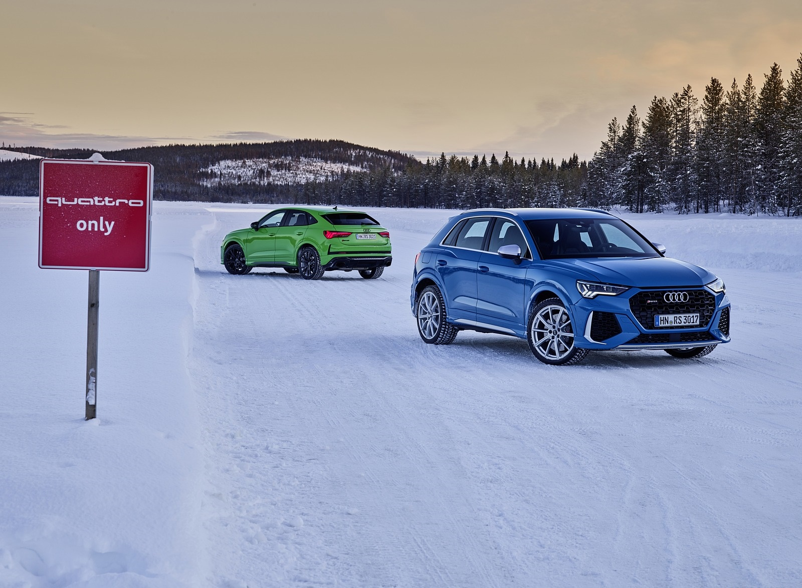 2020 Audi RS Q3 Wallpapers (8)