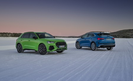 2020 Audi RS Q3 Wallpapers 450x275 (10)
