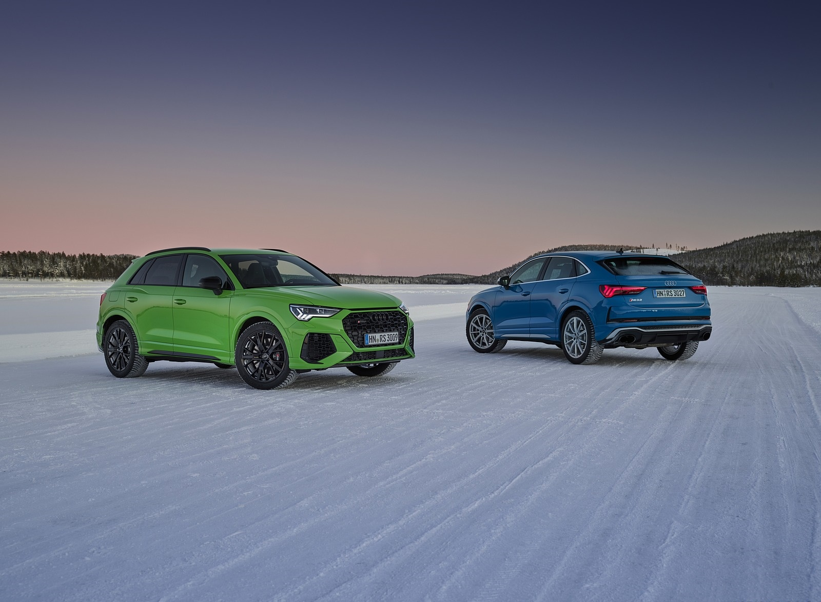 2020 Audi RS Q3 Wallpapers (10)