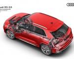 2020 Audi RS Q3 quattro drivetrain Wallpapers 150x120