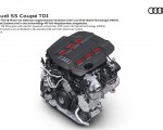2020 Audi S5 Coupe TDI 3.0 TDI V6 engine with electric powered compressor (EPC) and mild hybrid technology (MHEV) Wallpapers 150x120 (17)