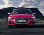 2020 Audi S5 Coupe TDI (Color: Tango Red) Front Wallpapers 150x120 (7)