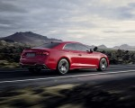 2020 Audi S5 Coupe TDI (Color: Tango Red) Rear Three-Quarter Wallpapers 150x120 (3)