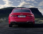 2020 Audi S5 Coupe TDI (Color: Tango Red) Rear Wallpapers 150x120 (9)