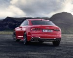 2020 Audi S5 Coupe TDI (Color: Tango Red) Rear Wallpapers 150x120 (8)