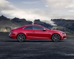2020 Audi S5 Coupe TDI (Color: Tango Red) Side Wallpapers 150x120 (11)