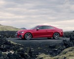 2020 Audi S5 Coupe TDI (Color: Tango Red) Side Wallpapers 150x120 (10)