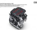 2020 Audi S5 Sportback TDI 3.0 TDI V6 engine Wallpapers 150x120 (28)
