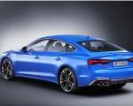 2020 Audi S5 Sportback TDI (Color: Turbo Blue) Rear Three-Quarter Wallpapers 150x120 (19)