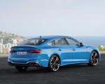 2020 Audi S5 Sportback TDI (Color: Turbo Blue) Rear Three-Quarter Wallpapers 150x120 (12)