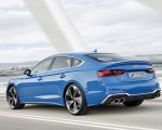 2020 Audi S5 Sportback TDI (Color: Turbo Blue) Rear Three-Quarter Wallpapers 150x120 (2)