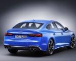 2020 Audi S5 Sportback TDI (Color: Turbo Blue) Rear Wallpapers 150x120 (20)