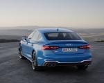 2020 Audi S5 Sportback TDI (Color: Turbo Blue) Rear Wallpapers 150x120 (15)
