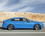 2020 Audi S5 Sportback TDI (Color: Turbo Blue) Side Wallpapers 150x120 (5)